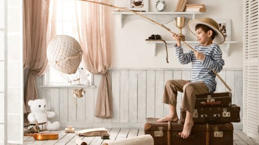 Важно обустроить детскую так, как понравится вашему ребенку, с учетом его интересов и хобби. Как сделать правильную детскую - у нас есть ответ.