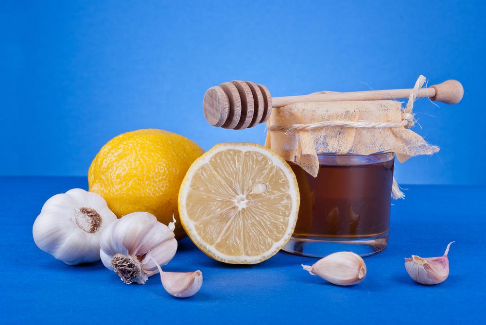 Чеснок и лимон для похудения (2 рецепта